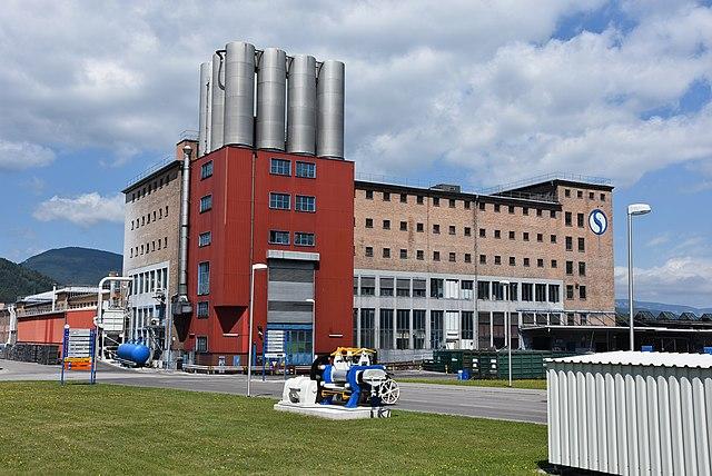 Здание компании Semperit AG